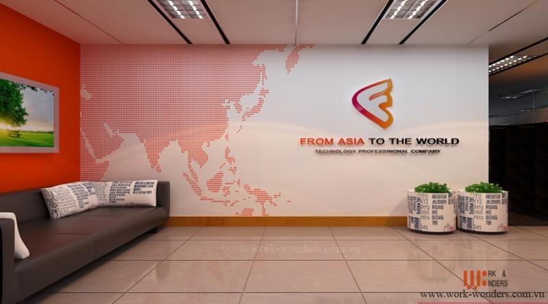 Thiết kế nội thất văn phòng Framgia