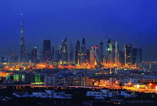 Dubai – Những công trình kiến trúc tuyệt đẹp