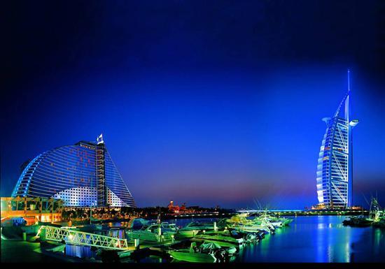 Dubai –Những công trình kiến trúc tuyệt đẹp