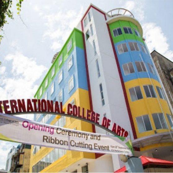 International College Of Arts