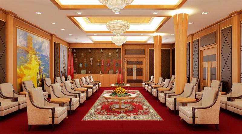 Phòng họp, phòng tiếp khách