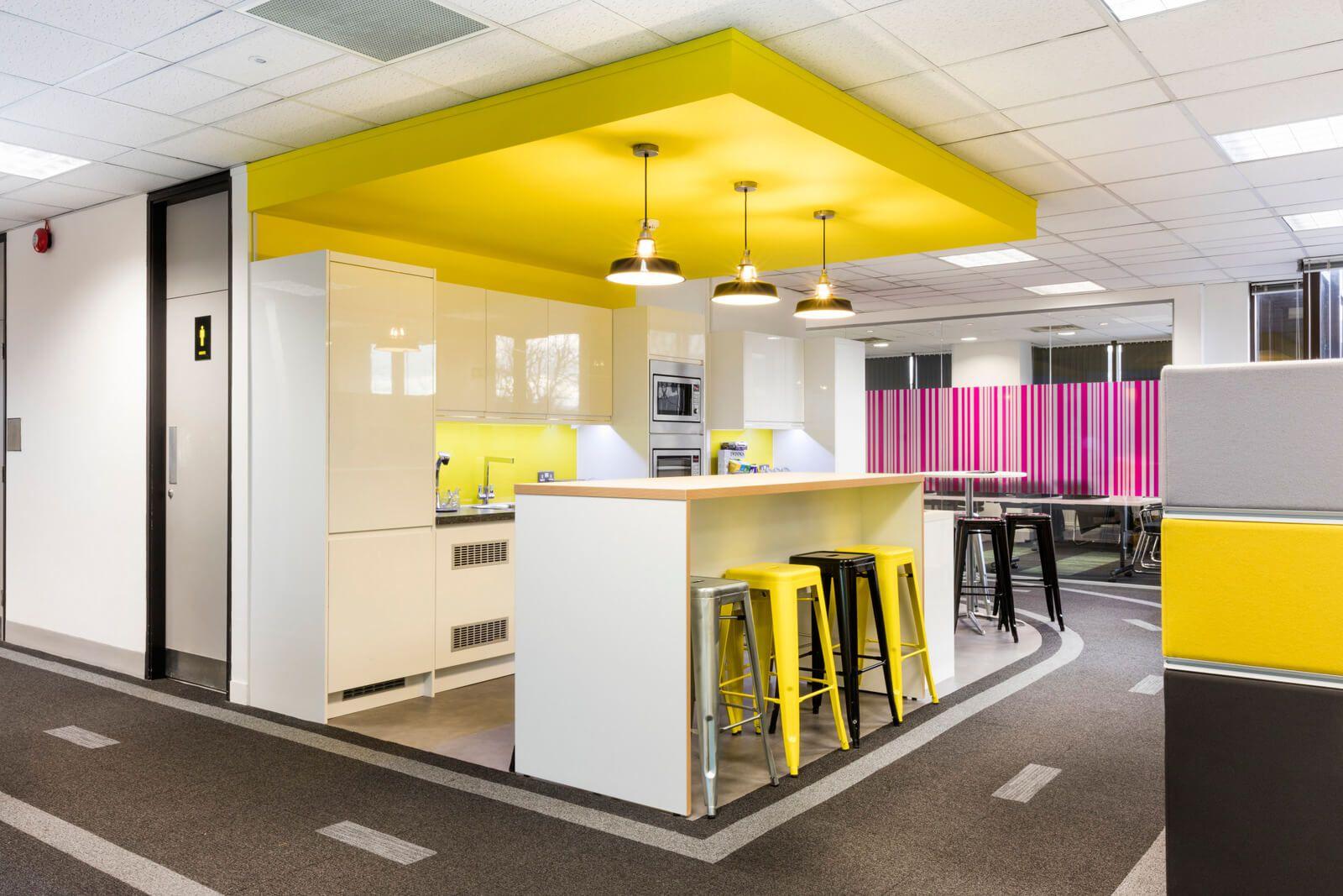 5 phong cách thiết kế nội thất văn phòng 2019