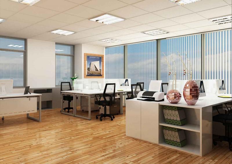 Tư vấn thiết kế nội thất văn phòng nhỏ hiện đại