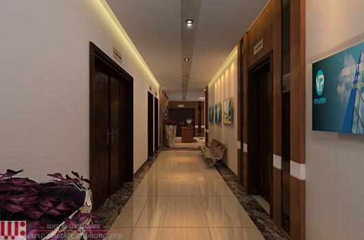 Thiết kế văn phòng VINAPIPE Hải Phòng
