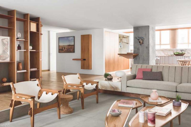 Ghế bành được thiết kế riêng cho khu vực phòng khách