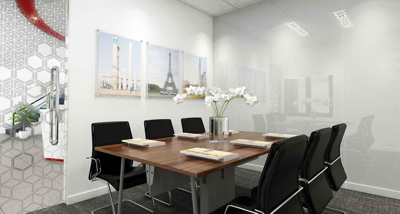 Phòng họp nhỏ