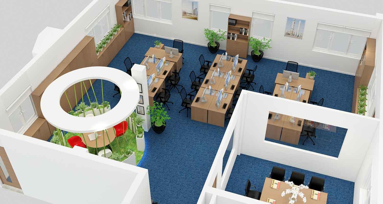 Thiết kế văn phòng AIRLIQUIDE