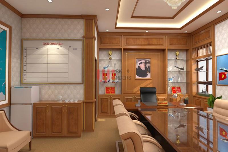 Phòng lãnh đạo