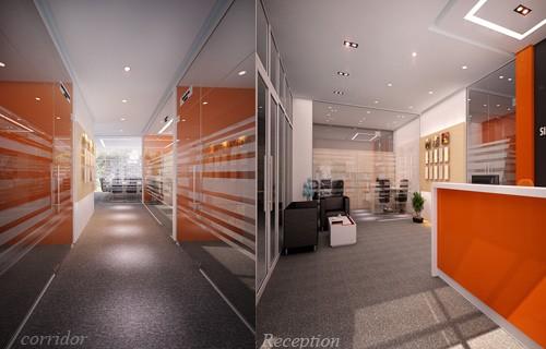 Dự án thiết kế nội thất trường học KinderWorld