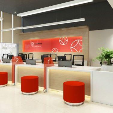 Thiết kế văn phòng Seabank Office