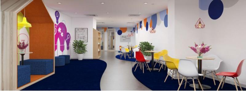Pantry văn phòng VTC