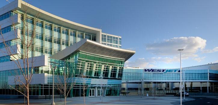 Văn phòng làm việc hãng hàng không Westjet