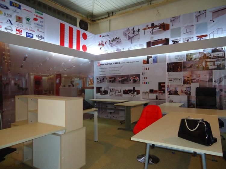 Work-Wonders và Triển Lãm Vietbuil 11/2012