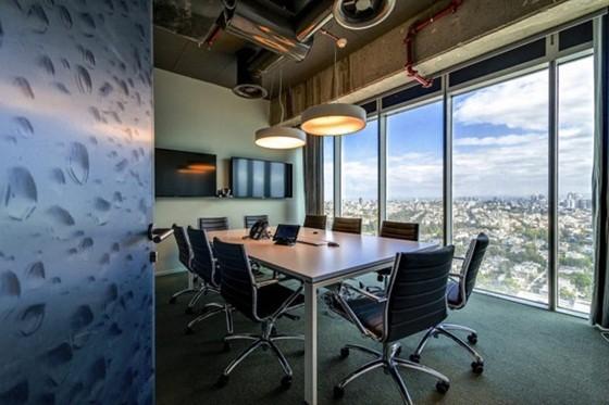Văn phòng làm việc của Google tại Israel