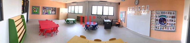 Thiết kế trường học quốc tế KinderWorld