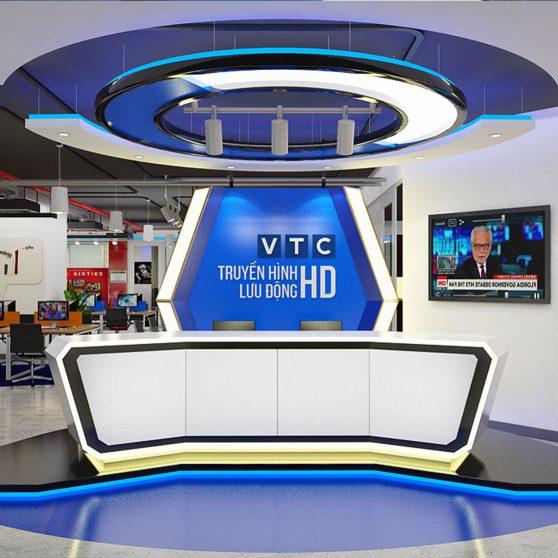 Văn phòng VTC Tầng 6