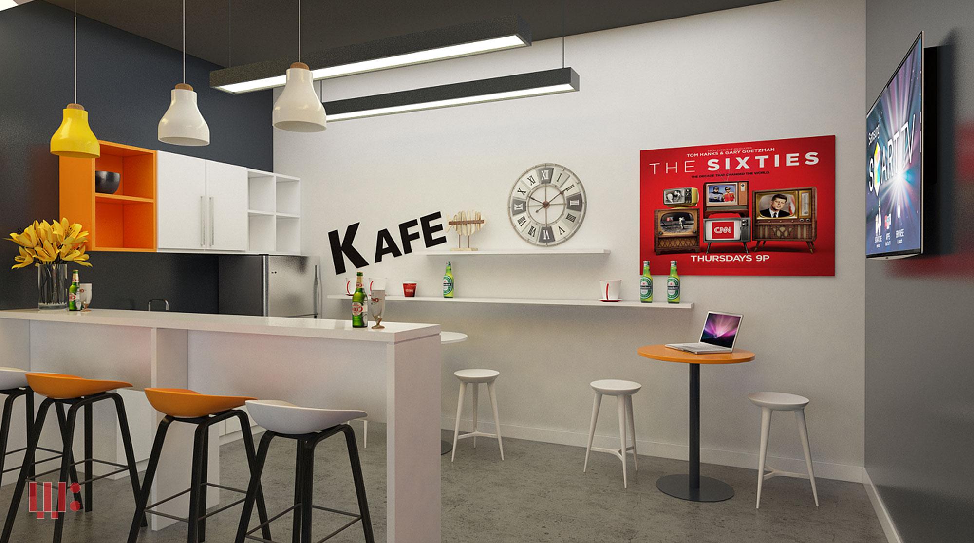 Thiết kế phòng pantry