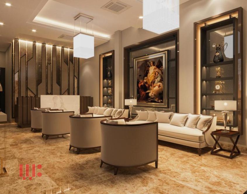 Work & Wonders – Thiết kế nội thất khách sạn cao cấp