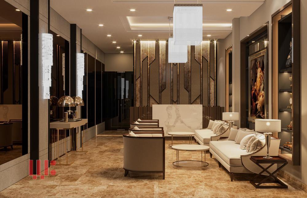 Work & Wonders - Thiết kế nội thất khách sạn cao cấp