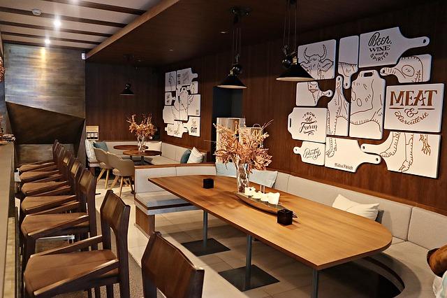 Những yêu cầu khi thiết kế nhà hàng bạn cần biết