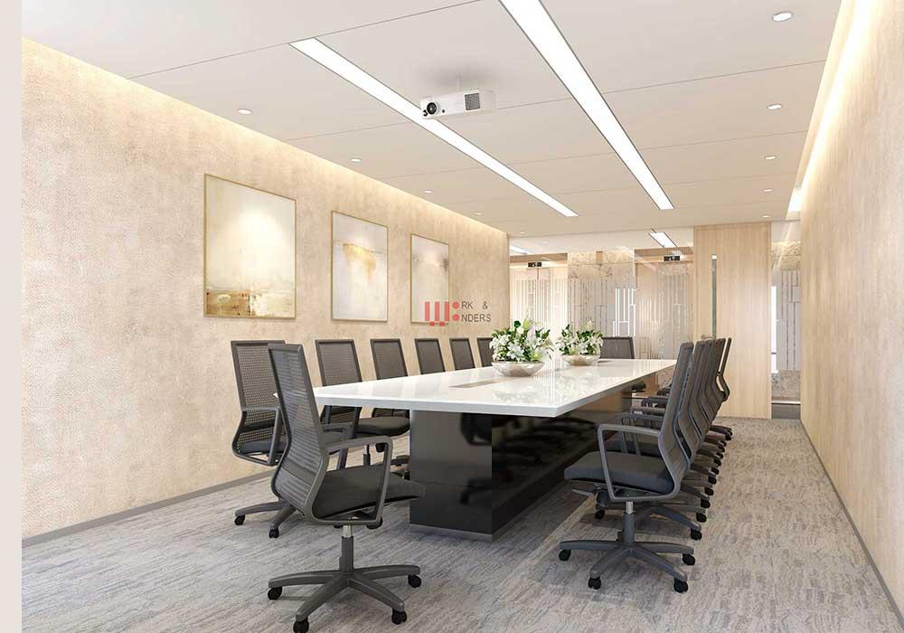 Thiết kế nội thất văn phòng công sở đẹp