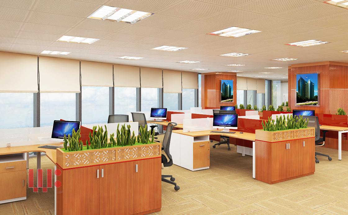 Work & Wonders thiết kế văn phòng Tổng công ty 789