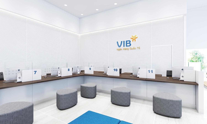 Văn phòng ngân hàng quốc tế vib