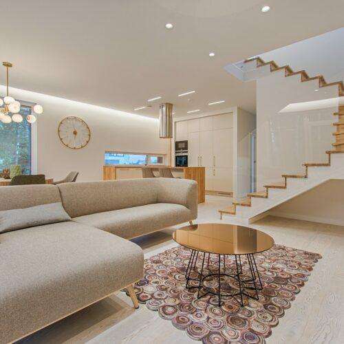 Thiết kế nội thất hiện đại sang trọng và cao cấp