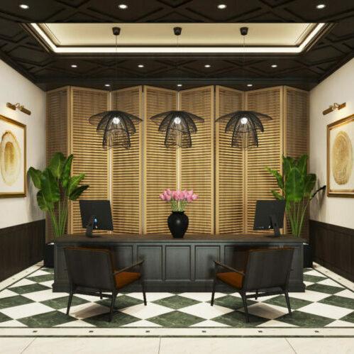 Những tiêu chuẩn thiết kế khách sạn 3 sao chuyên nghiệp