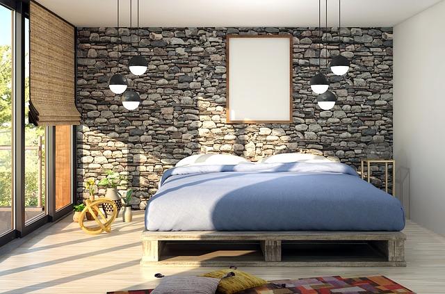 Thiết kế nội thất phòng ngủ dẹp
