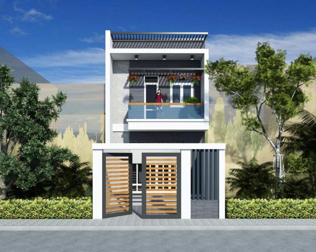 Tư vấn thiết kế nhà 2 tầng đẹp mắt, tiết kiệm chi phí