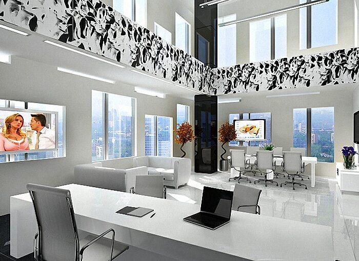 Thiết kế văn phòng quận Long Biên theo xu hướng hot nhất
