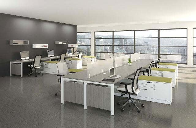 Thiết kế văn phòng quận 1 có vị trí siêu đẹp