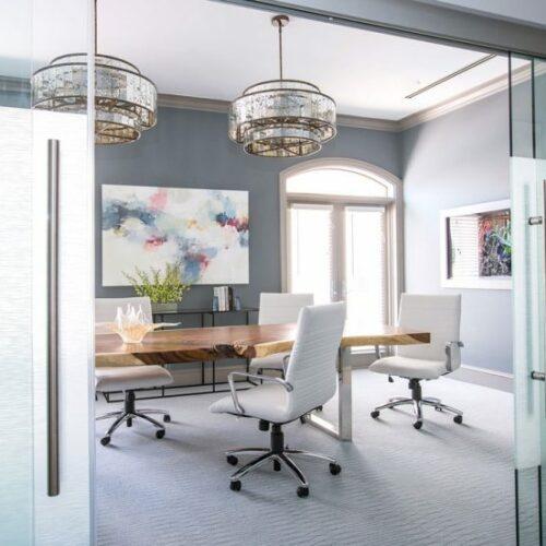 Thiết kế văn phòng quận Gò Vấp chuyên nghiệp và thanh lịch