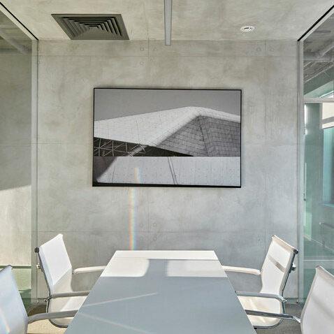 Thiết kế văn phòng quận 4 hiện đại