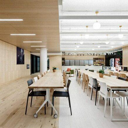 Thiết kế văn phòng quận Đống Đa – Hà Nội