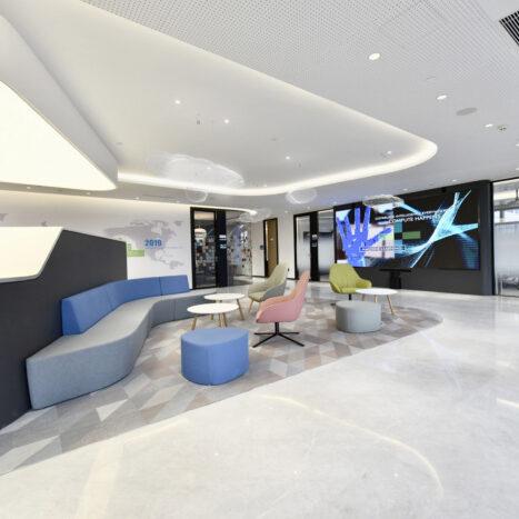 Thiết kế văn phòng sang trọng, hiện đại và tiện nghi nhất cho công ty