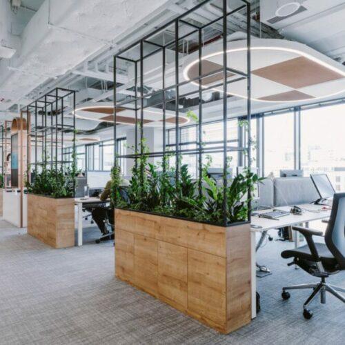 Khái niệm thiết kế văn phòng xanh là gì?