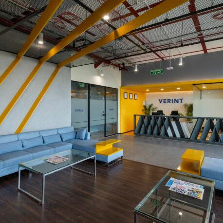 Thiết kế nội thất phòng chờ cho văn phòng