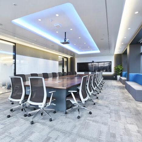 Tư vấn thiết kế nội thất phòng họp chuyên nghiệp