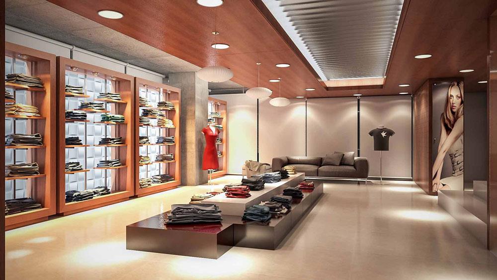 Những lưu ý cần nhớ để thiết kế nội thất showroom đẹp