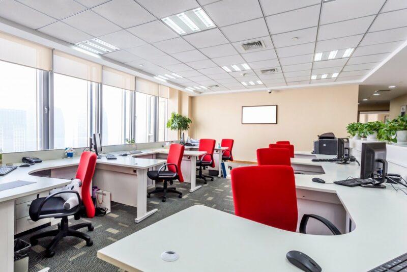 So sánh văn phòng truyền thống và văn phòng hiện đại
