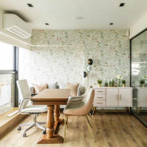 Thiết kế văn phòng sang trọng và cuốn hút dành cho doanh nghiệp