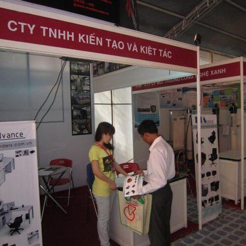 Work & Wonder tham dự hội chợ triển lãm Vietbuil tại TP.Hồ Chí Minh