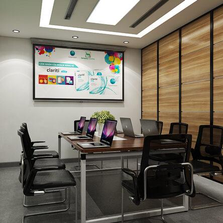Quy trình thi công nội thất văn phòng chuyên nghiệp ở Work & Wonders