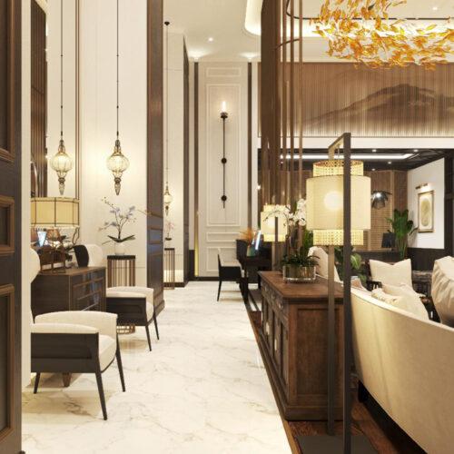 Nguyên tắc thiết kế khách sạn 5 sao nên biết