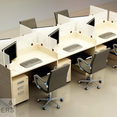 Work & Wonders thiết kế và thi công văn phòng Thiên Hòa An