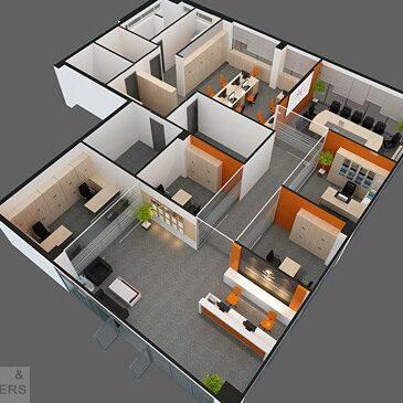 Thiết kế nội thất trường học Pegasus