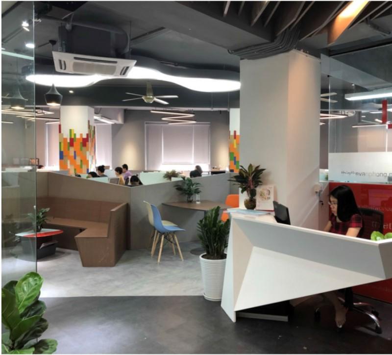 Work & Wonders – công ty thiết kế văn phòng uy tín tại Hà Nội