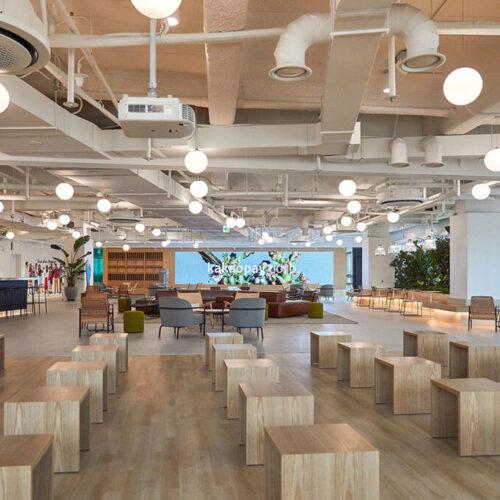 Phong cách thiết kế nội thất văn phòng 2020